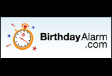 Birthday Alarm - The original idea for the website was simple, remind people of birthdays. We received such positive feedback that we began to add additional features to Birthday Alarm.