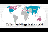 WIKI: List of tallest buildings in the world. - Info, info and info.