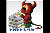 FreeNAS - The free NAS server.