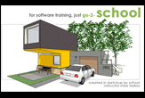 Go-2-school - School - Sketchup Training, Videos, Tutorials, Podcasts, Forums, Classes, Courses and DVDs.