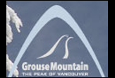 Grouse Mountain - Ski, ski and ski.
