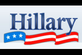 HillaryClinton.com - USA, USA and USA.