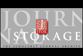 JSTOR - Is a not-for-profit organization with a dual mission to create and maintain a trusted archive of important scholarly journals, and to provide access to these journals as widely as possible.