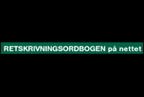 Retskrivningsordbogen p - The official Danish orthography dictionary on the web.