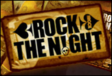 ROCK THE NIGHT - Rock, rock og rock.