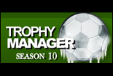 Trophy Manager TM - Free Online Football Manager Game - In Trophy Manager you take on the challenge of thousands of other real life players. The most advanced FREE online manager game out there!