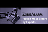 Zonealarm - Connecting to the Internet is like opening a door to your computer. Through that door, you can easily go online to shop, read the latest news, send e-mail, and more. But an open door also allows hackers to easily gain access to your PC.